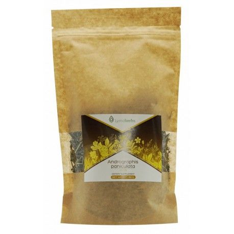 Andrographis paniculata gesneden (100g)