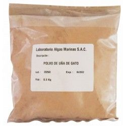 Cats Claw Organic (Uncaria tomentosa) poeder (500g)